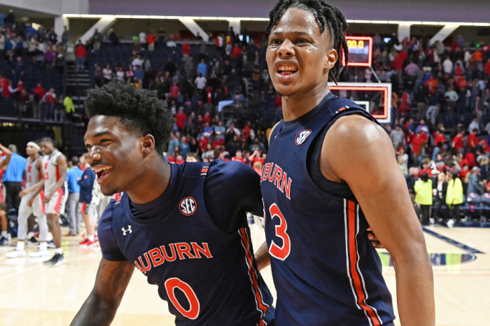 Auburn Erases 19-Point Deficit, Wins Thriller in Double-OT