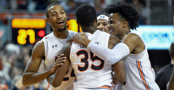 Auburn Basketball to Host ESPN College GameDay for First Time
