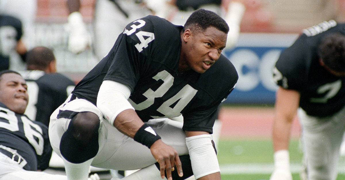 Bo Jackson Hip Injury