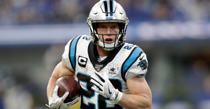 NFL All-Pro Teams: Christian McCaffrey Voted First Team at 2 Positions
