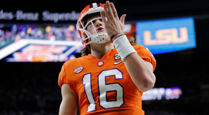 Clemson Football Schedule, Trevor Lawrence