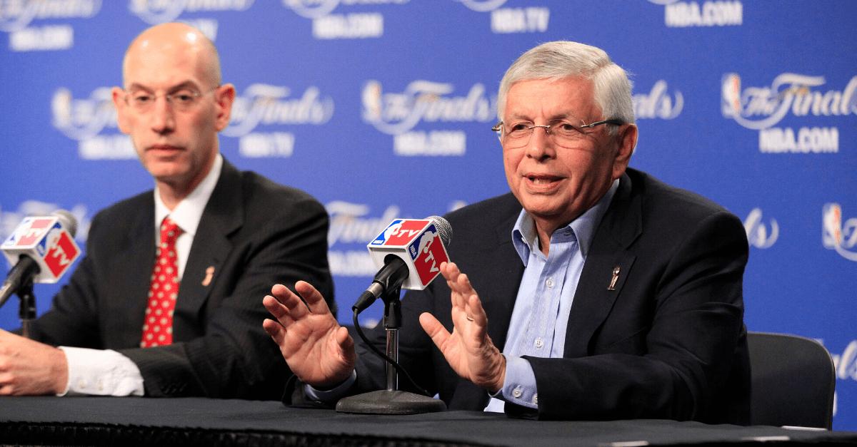 David Stern, NBA