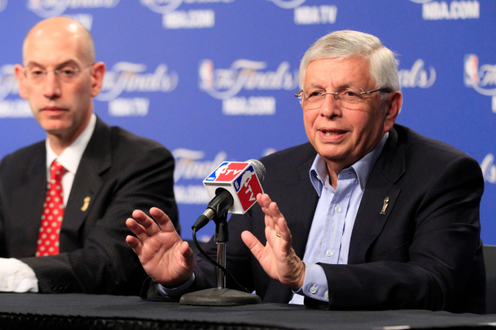 David Stern Dead at 77, NBA Commissioner for 30 Years