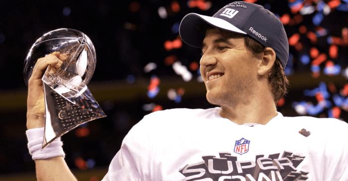 Eli Manning Calls It Quits After 16 Seasons