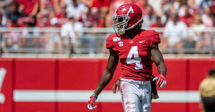 Jerry Jeudy Bids Farewell to Alabama, Declares for 2020 NFL Draft