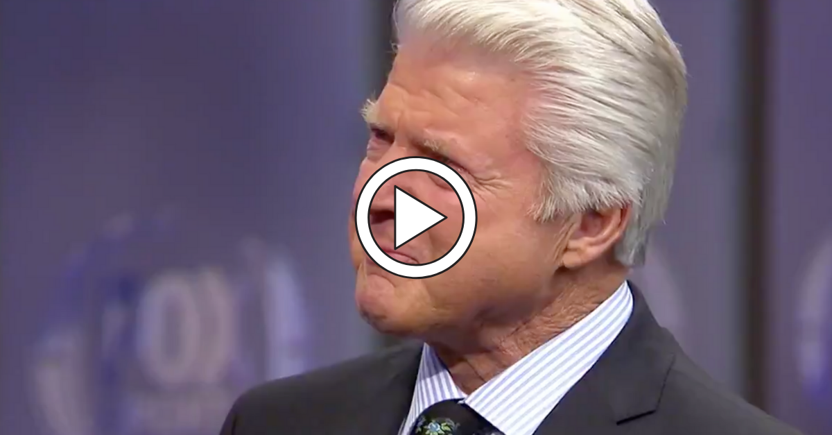 Jimmy Johnson's Hall of Fame Surprise Brings Him to Tears