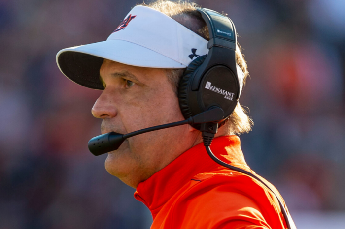 Auburn's Kevin Steele is Now CFB's Highest-Paid Assistant Coach