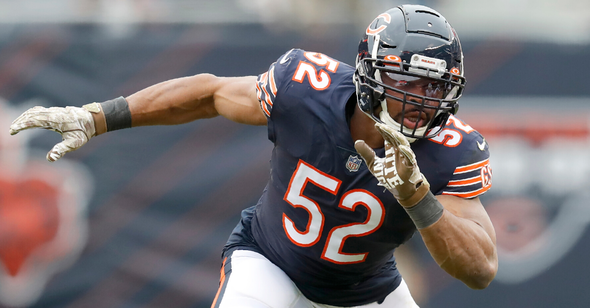 "Bears Twitter Gets Hacked, Khalil Mack ""Traded"" for $1"