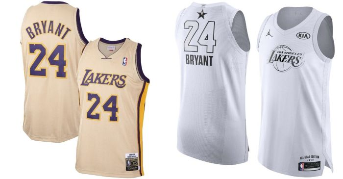 Remember Kobe Bryant with Jerseys and T-Shirts to Cherish Forever
