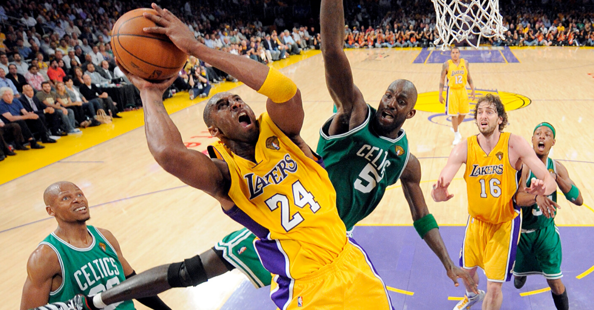 Lakers-Celtics Rivalry