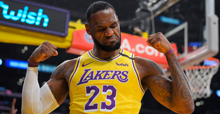 LeBron James' Net Worth Is Nearly Untouchable, Even for a King