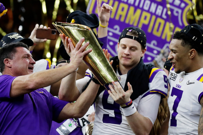 Winning a Title Completely Gutted the LSU Tigers