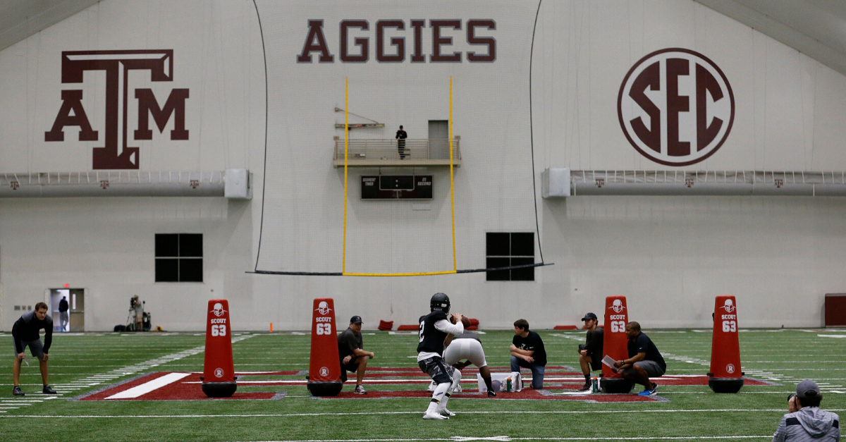 Texas A M Facilities From Kyle Field To Mcferrin Athletic Center Fanbuzz