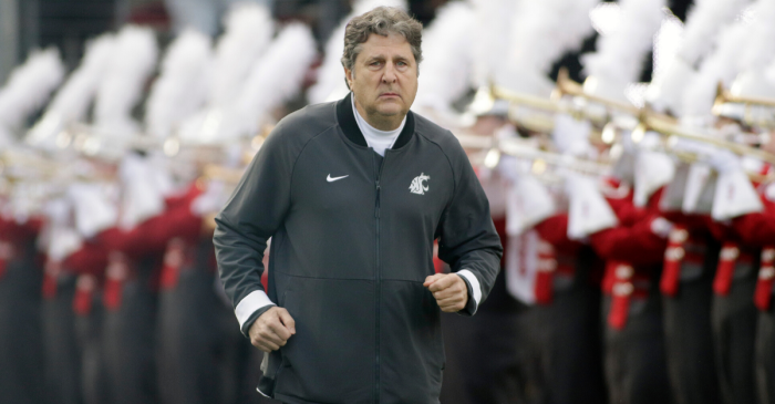 Mississippi State Hires Mike Leach Away From Washington State