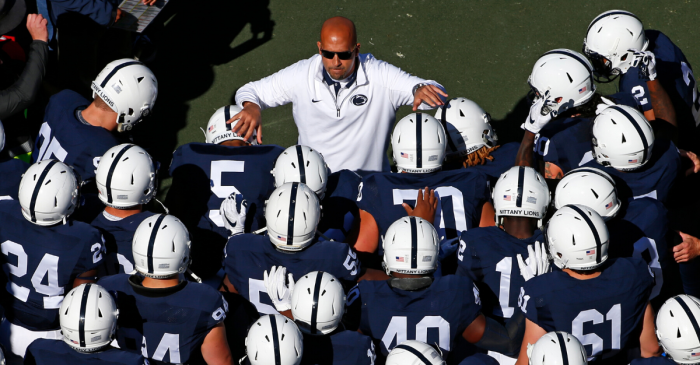 Ex-Penn State Player Alleges Sexual Hazing, Sues University