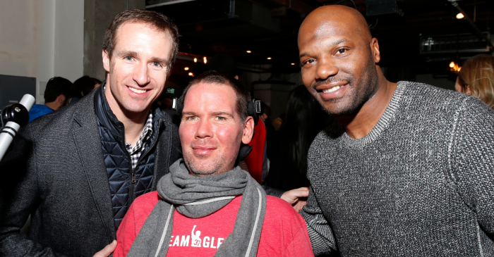 Steve Gleason, Paralyzed Ex-NFL Player, to Receive Congressional Gold Medal