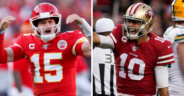 Chiefs, 49ers Headed for Super Bowl LIV in Miami