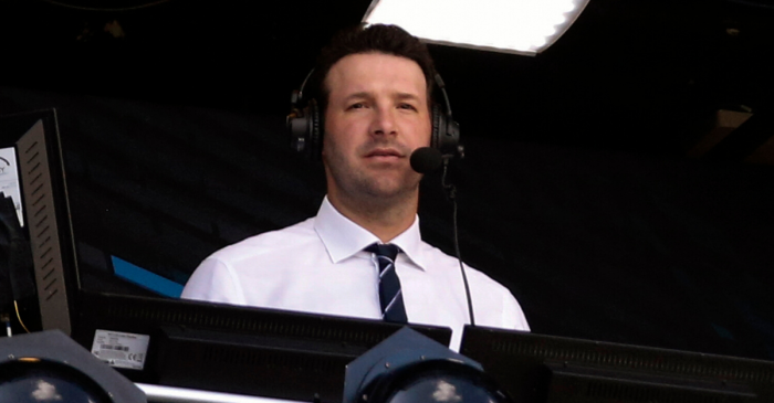 Tony Romo Signs $17 Million Per Year Deal, Highest in TV History