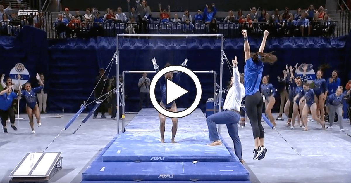 UF Gymnastics, Trinity Thomas