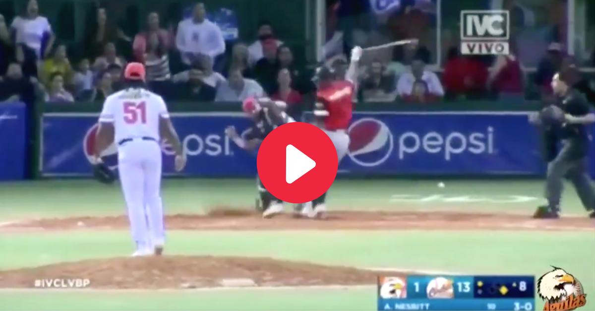 Venezuela Baseball Brawl