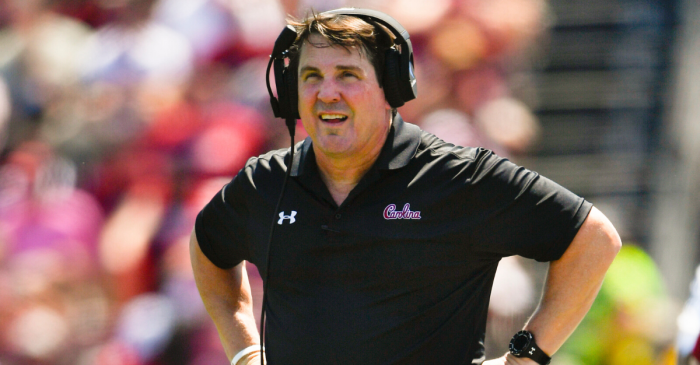 Will Muschamp's Son Flips Commitment to Dad's Alma Mater