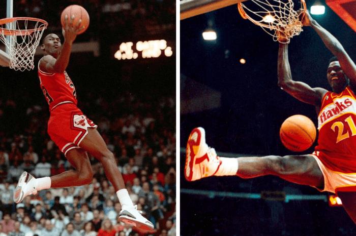 1988 Slam Dunk Contest: Jordan, Wilkins Reflect on Memorable Battle