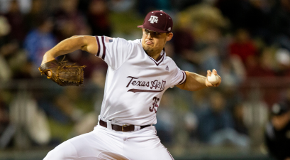 Asa Lacy, Texas A&M (1)
