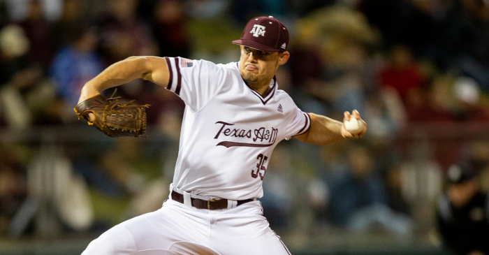 Asa Lacy, Texas A&M's Ace, Eyes Top-5 Draft Pick