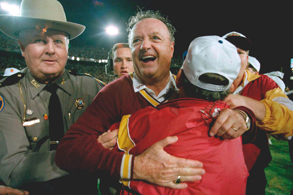 Bobby Bowden's Greatness Summed Up in 10 Unforgettable Games