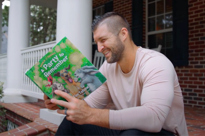 Tim Tebow's First Children's Book Honors Dog Who Passed Away
