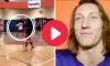 Trevor Lawrence Basketball Shove
