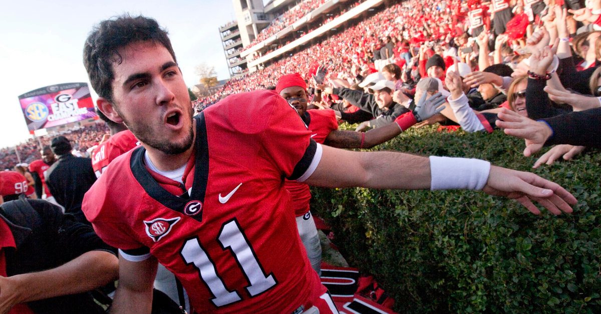 Aaron Murray, XFL's Tampa Bay Vipers