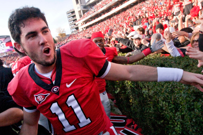 Aaron Murray Returns Home to Lead XFL's Tampa Bay Vipers