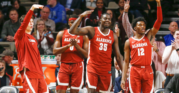 Can Alabama's High-Scoring Offense Crash NCAA Tournament?