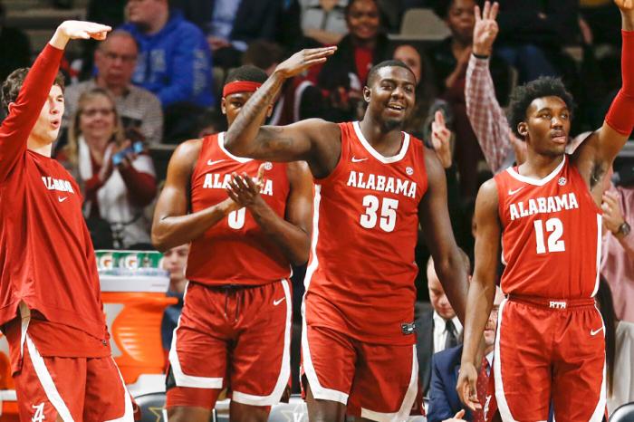 Can Alabama's High-Scoring Offense Crash NCAA Tournament?
