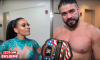 Andrade WWE Suspension