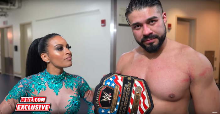 Andrade Speaks Out Following 30-Day Suspension from WWE