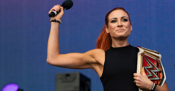 Becky Lynch Taking Leave of Absence After WrestleMania 36?