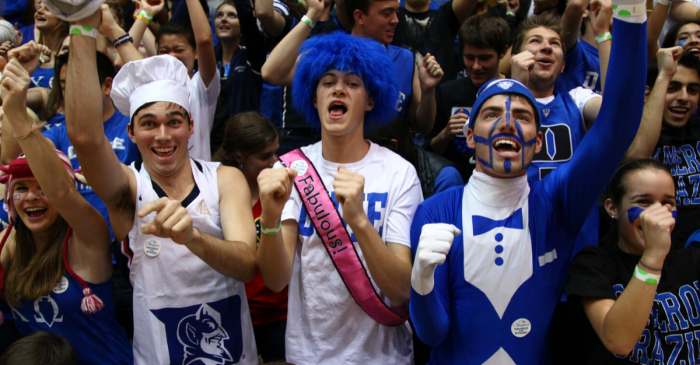Cameron Crazies: Meet College Basketball's Wildest Student Section