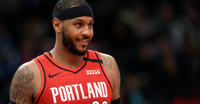 Carmelo Anthony's Net Worth: NBA Scoring Champ is Paid Like a King