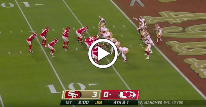 Chiefs Run 1940s-Inspired Trick Play to Perfection in Super Bowl