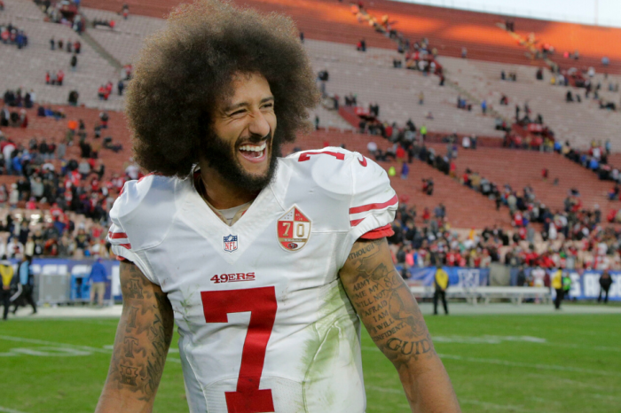 Colin Kaepernick's Memoir Will Come Out Later This Year