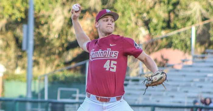FSU Freshman Beats Cancer, Shines in College Baseball Debut