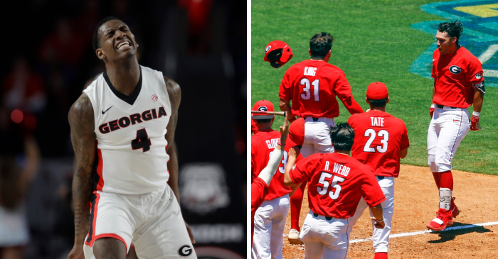 Georgia Captured Walk-Off Wins in 2 Sports on 1 Day