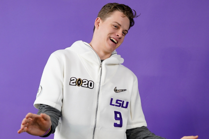 It Costs $219 to Take Your Picture With Joe Burrow