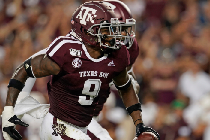Aggies Starting Safety Leon O'Neal Enters Transfer Portal