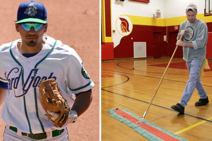 Minor League Baseball Players Earn Less Than School Janitors