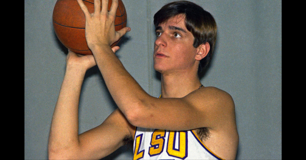Pete Maravich's Collegiate Career Will Never Be Topped