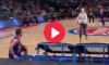 Pistons Fan Dunk