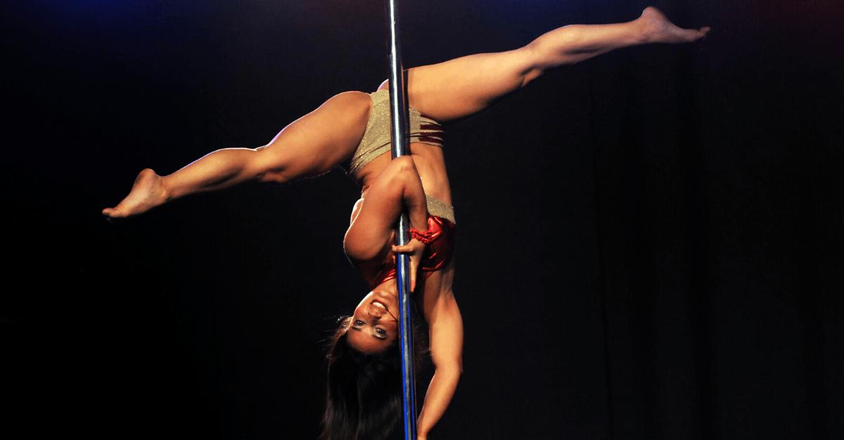 Pole Dancing, Sport